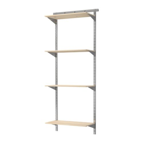 BRODER 1 section/wall upright IKEA
