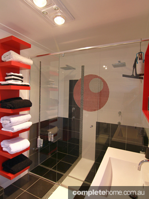 Grand Designs art house shower