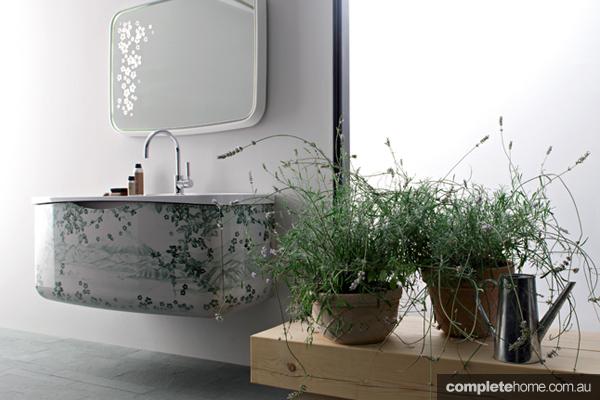 bathroom wellness oriental
