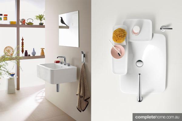 Axor Bouroullec range bathroom design