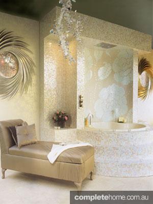 Bel Viso bathroom design from Oliver Burns