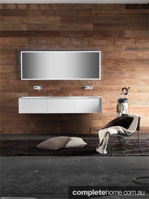 Shape Evo collection bathroom design from Rogerseller