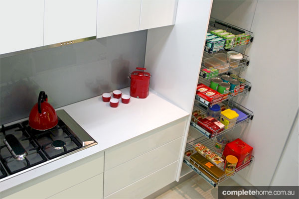 Kitchen design pantry and storage inspiration