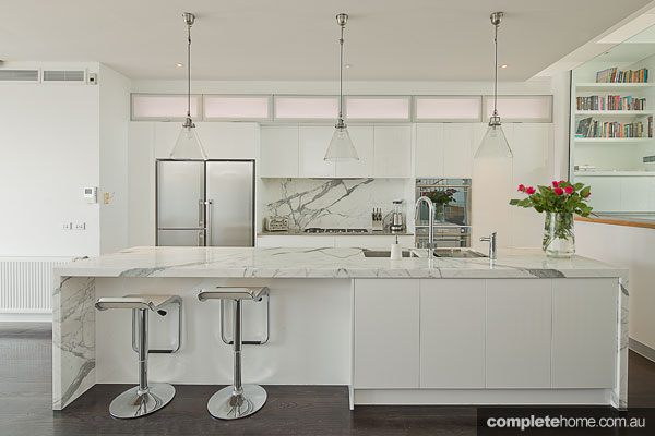best of white kitchens kitchen designer marble madness