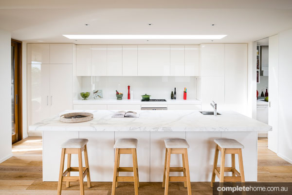 best of white kitchens rosemount beachside luxury