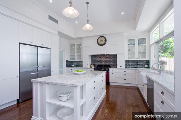 best of white kitchens garsden clarke heritage