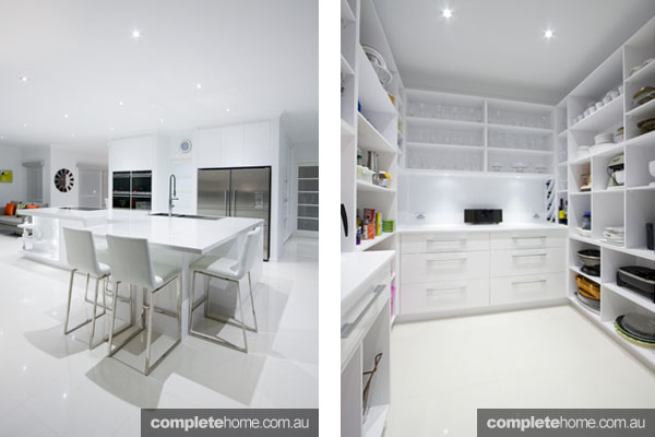 best of white kitchens garsden clarke bright