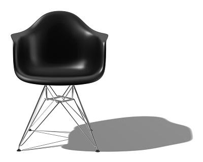 2.GrandDesignsClovellyeames armchair eiffel base