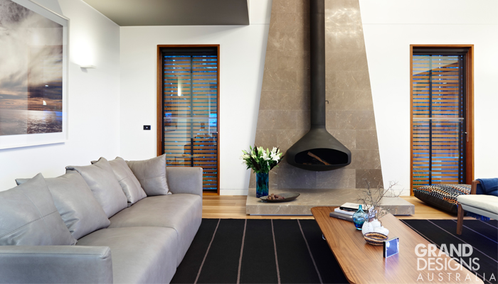 Get the look clovelly house grand designs australia for Grand designs interior
