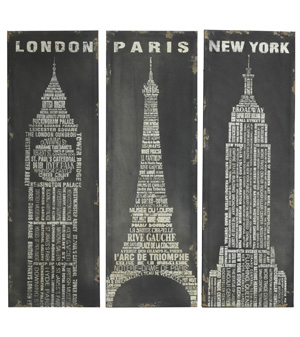 4. black Amalfi FMDE 453 Monuments of the World - 3 asst designs $129.95 ea