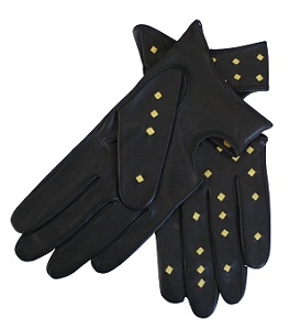 8. black Willows in Bloom - STAR STUDIED gloves $280