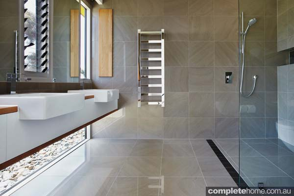 Grand designs australia barossa valley house completehome - Bathroom decorating ideas australia ...