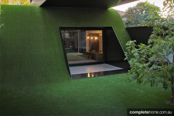 Take A Peek Inside Hill House U2014 A Uniquely Shaped, Suburban Melbourne Home. Home Design Ideas