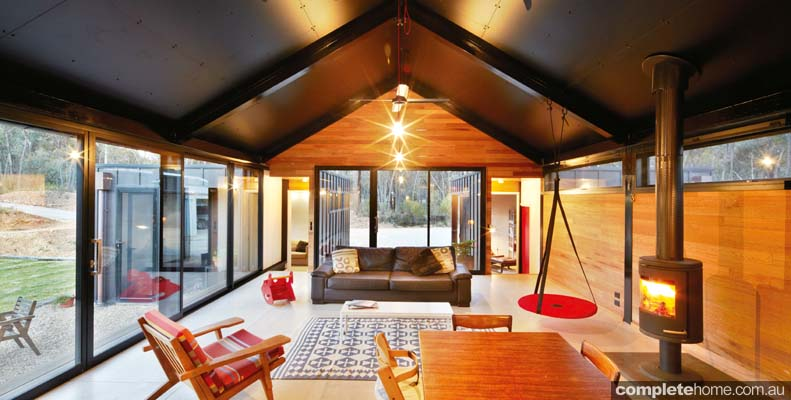 Grand Designs Kooroork Camping House