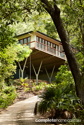 Grand Designs Australia Trinity Pole House Completehome