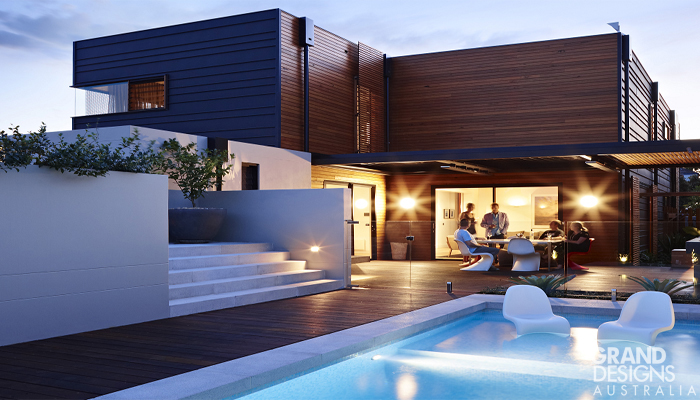 Grand designs australia clovelly house completehome for Modern house designs australia
