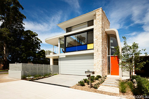 Real home mondrian house grand designs australia for Grand home designs australia