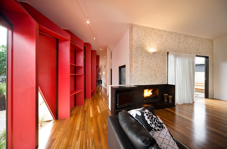 The Letterbox House Completehome - Letterbox-house-in-blairgowrie-australia