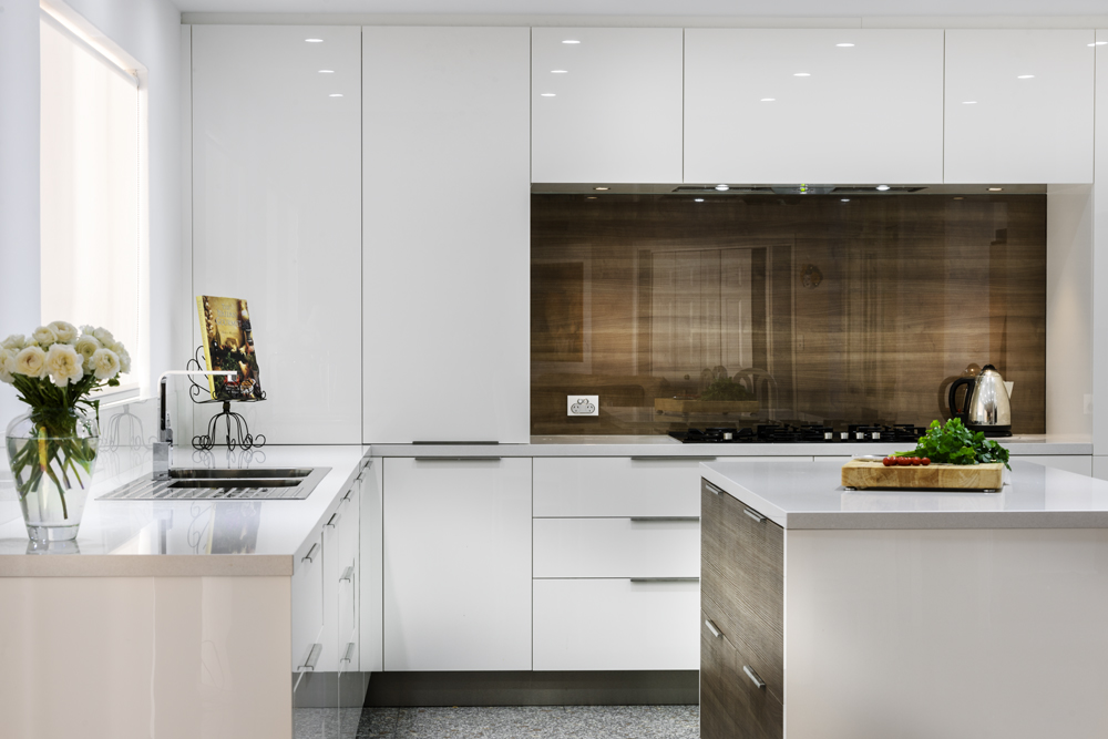 seamless modern kitchen style completehome On new kitchen designs australia