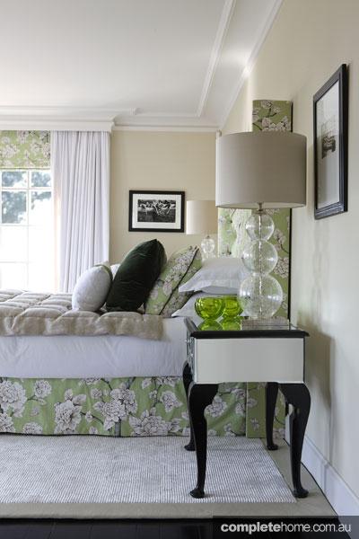 Fancy french bedroom by Kelly Hoppen