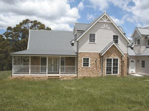 Colonial house designs australia
