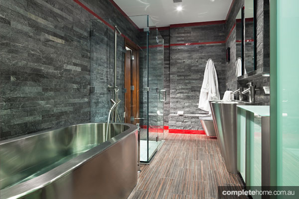 Cool Gray Bathrooms best of: grey bathrooms - completehome