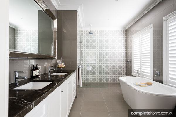 Best of grey bathrooms completehome for Ultimate bathrooms