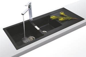 Schock Kitchen Sink Schock sinkware completehome black and white schock sinkware is taking europe by storm with stunning crisp lines and a silky smooth finish this quality german engineered sinkware has workwithnaturefo