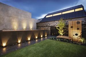 Contemporary classic landscape design Completehome