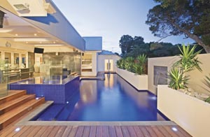 Perfect Pool Lighting Completehome