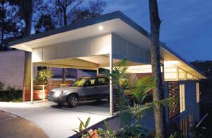 Contemporary coastal home design - Completehome