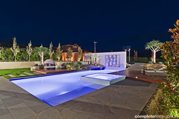 Stone Hub pool design surface paving