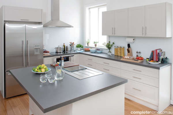 DIY Bunnings kitchens are perfect for anyone wanting to take control of their renovation with a flat pack kitchen design