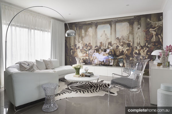 Italian Elegance: Home By Massimo Interiors. Italian Elegance: Living Room  ...