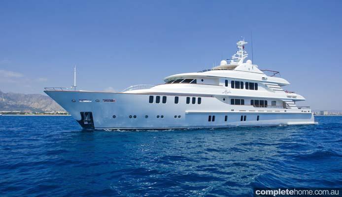 Mystic Yacht