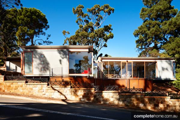 Stoneyfell Watertank House Grand Designs Australia